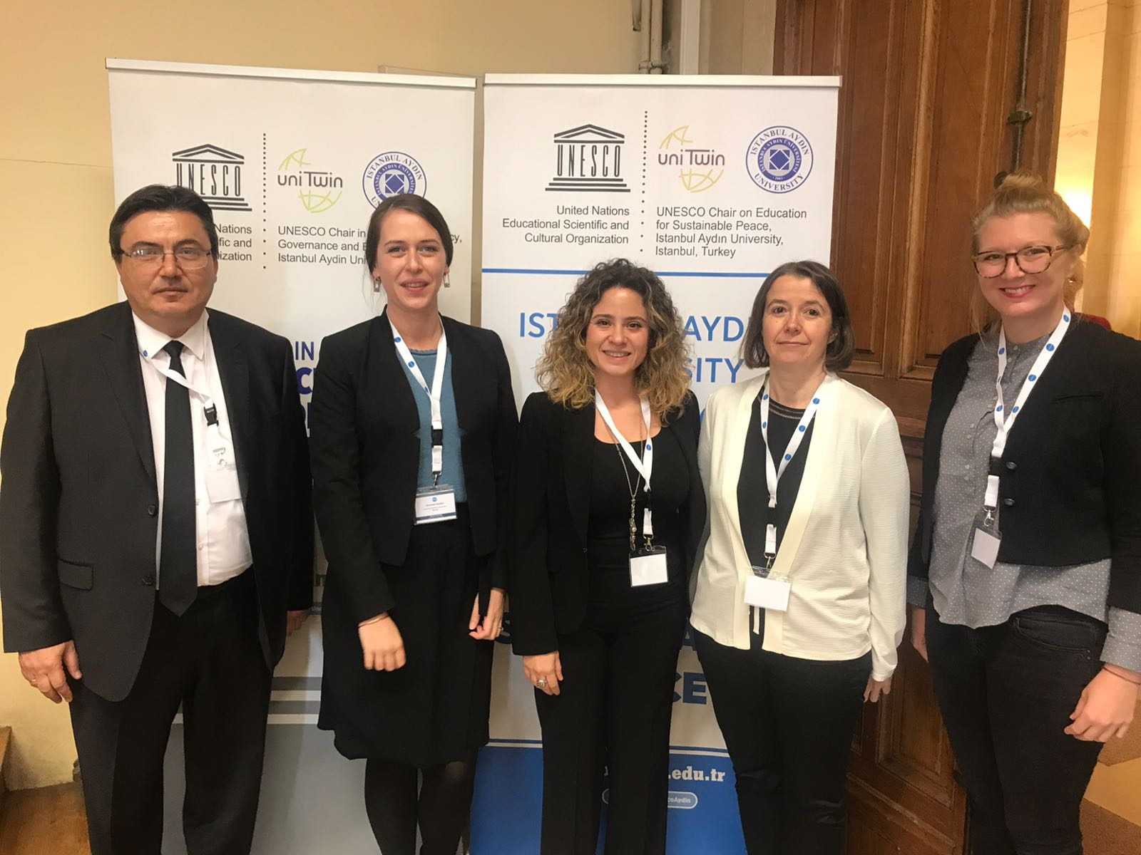 Refugee Education Sharing Experiences, 31 October 2017